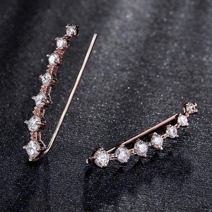 Jewelry - New - Brenda Ear Crawlers